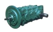 硬齿面减速机_供应js(sgw)型系列矿用垂直轴硬齿面减速机 -