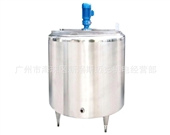 300l不锈钢冷热缸_供应300l不锈钢冷热缸 老化缸 搅拌缸 加热 盘管 -