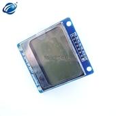 集成电路(IC)-蓝色 单片机开发板用 Nokia 5110屏 LCD液晶屏模块...
