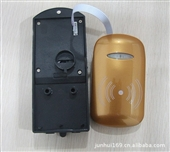 IC卡锁-桑拿柜电子智能锁 建辉科技电子锁 智能锁 有机械钥匙洗浴锁批发-IC卡...