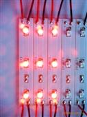LED显示屏模组-供应3灯贴片3528超高亮红色防水LED模组-LED显示屏模组...