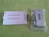 LED灯具控制器-三路大功率(4键无线)LED控制器 RGB控制器-LED灯具控...
