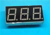 位数码管_数码管 0.56英寸3 /共阳 led5631as/bs 12pin -