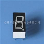 LED数码管-数码管 0.36英寸 1位数码管 共阳数码管  LED数码管 一位...