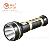 雅格手电筒_超低价大量批发 充电式 雅格led手电筒yg-3731 -