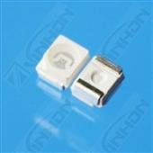 贴片式LED灯珠-【厂家直销】3528红光贴片led(发光二级管)  反极性芯片...