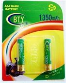 充电电池_号充电电池_bty 7号/aaa-1350*2充电电池 -