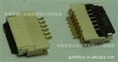手机连接器_低价供应 ffc连接器,手机连接器,0.5间距1.0高卧式下接 -